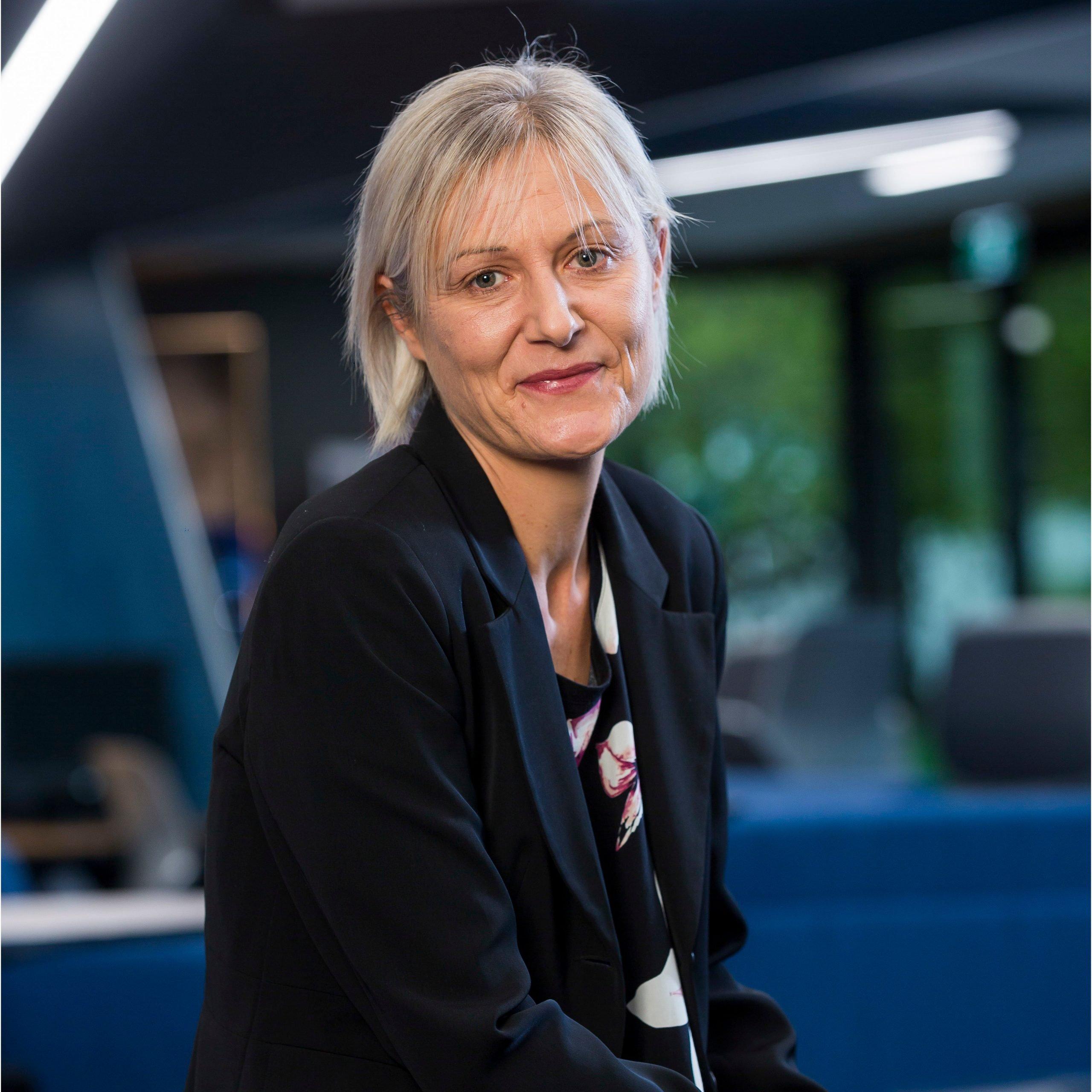 Professor Britt Klein