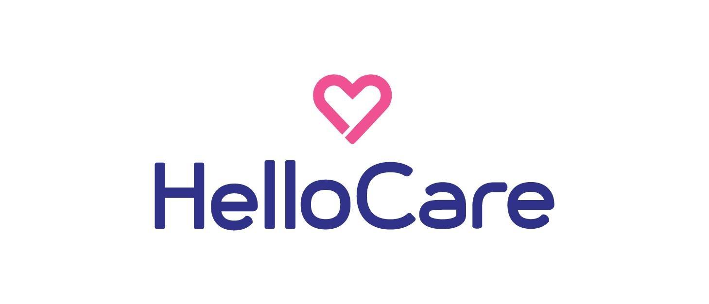 Hello care logo